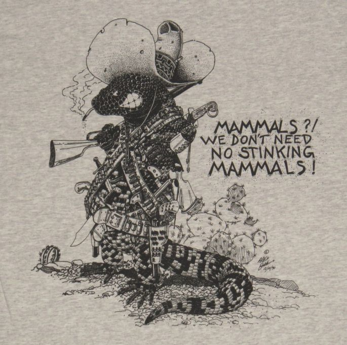 Gila Mammals Tshirt